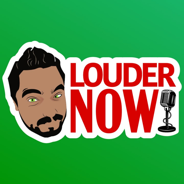 Louder Now Episode #76: Special Guest Eddie Zacapa