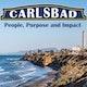 Carlsbad: People, Purpose and Impact Album Art