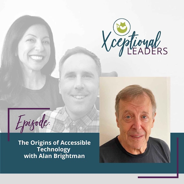 The Origins of Accessible Technology with Alan Brightman Image