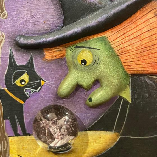 Kristen Beason: Bright and Colorful Halloween