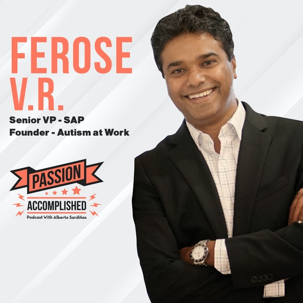 A shining career helping others shine with Ferose V.R.