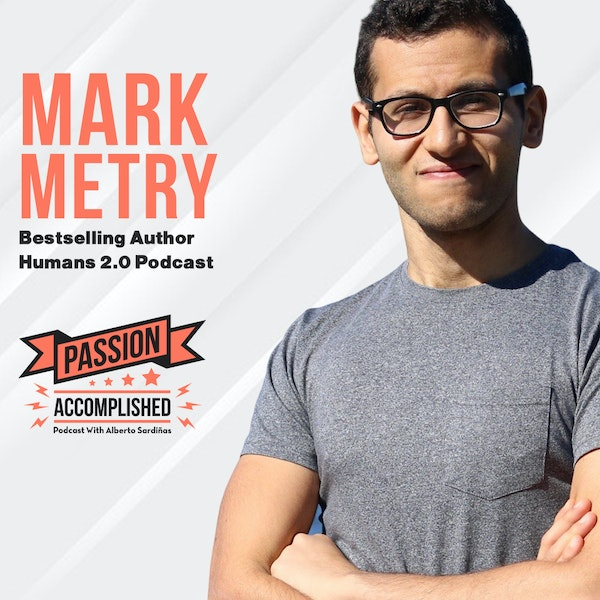 The light at the end of being shy with Mark Metry