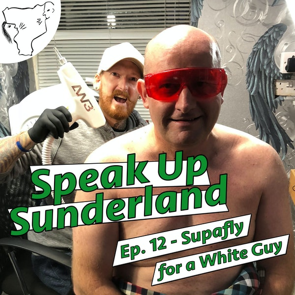 Supafly for a White Guy Image