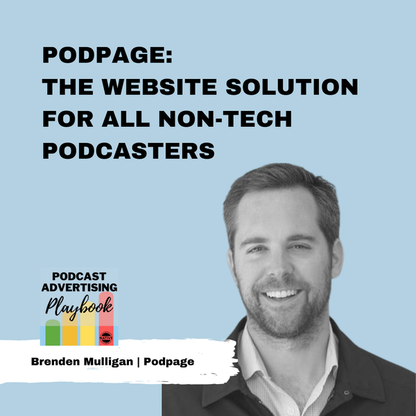 Podpage: The Website Solution For All Non-Tech Podcasters Image