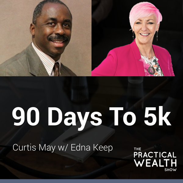 90 Days to 5k with Edna Keep - Episode 153 Image