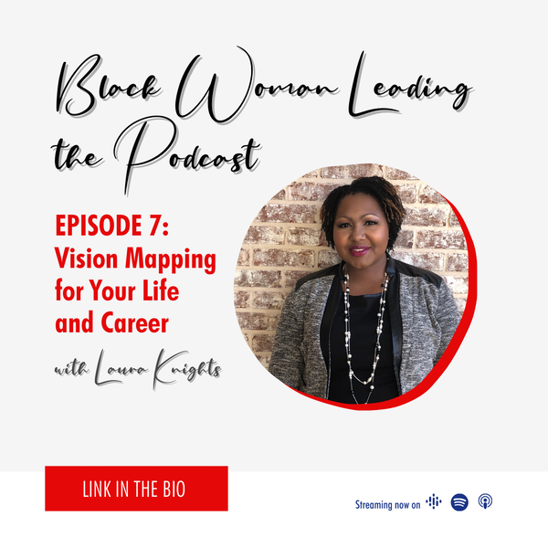 EP7: Vision Mapping for Your Life & Career