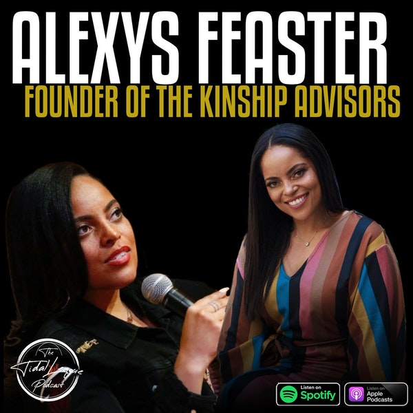Alexys Feaster Founder & Chief Impact Officer The Kinship Advisors Image