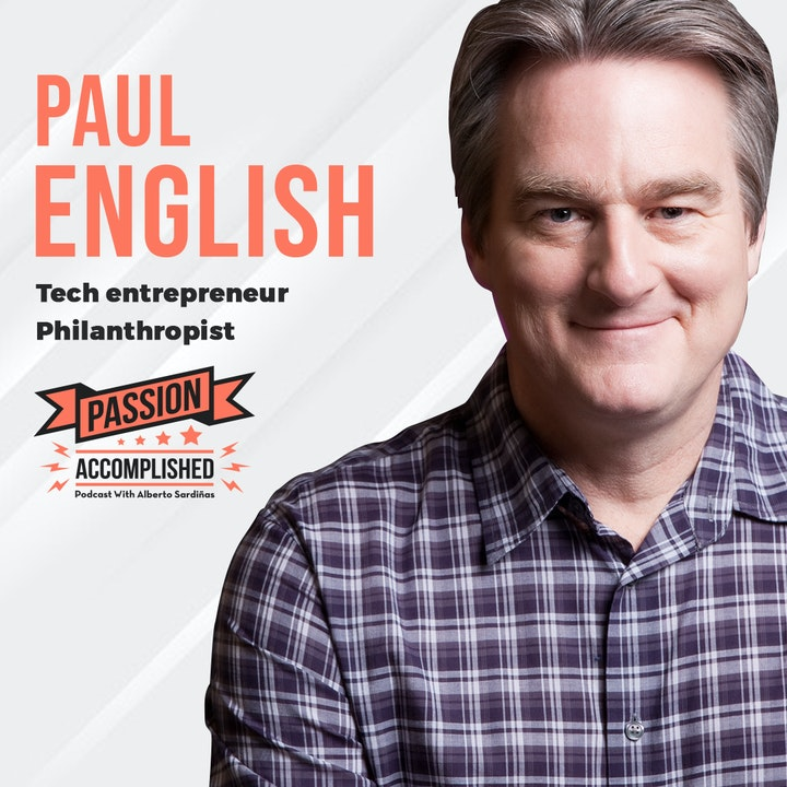 """The billion-dollar """"people"""" strategy with Paul English"""