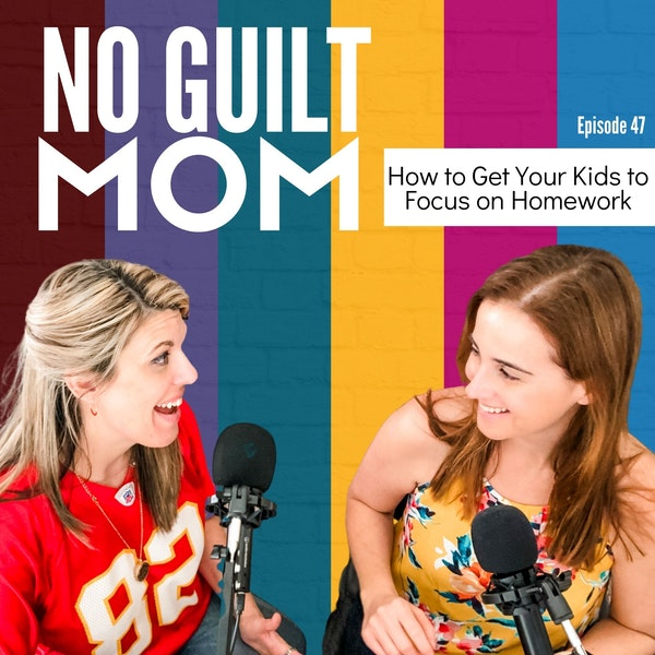 047 How to Get Your Kids To Focus on Homework Image