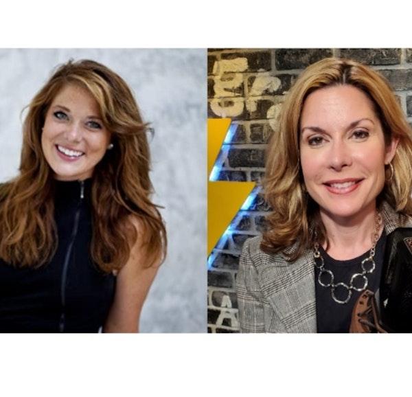 At The Mic - Ep. 67 - Guests: Kimberly Hubbard and Jacki Daily (8/20/21)
