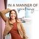 In A Manner of Speaking…with Elena Armijo Album Art