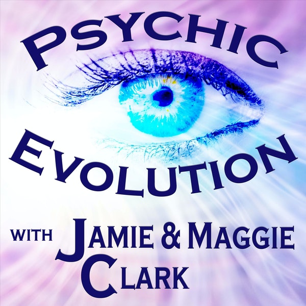 Psychic Evolution S3E17: Going Cosmic with Special Guest, Viviane Chauvet Image