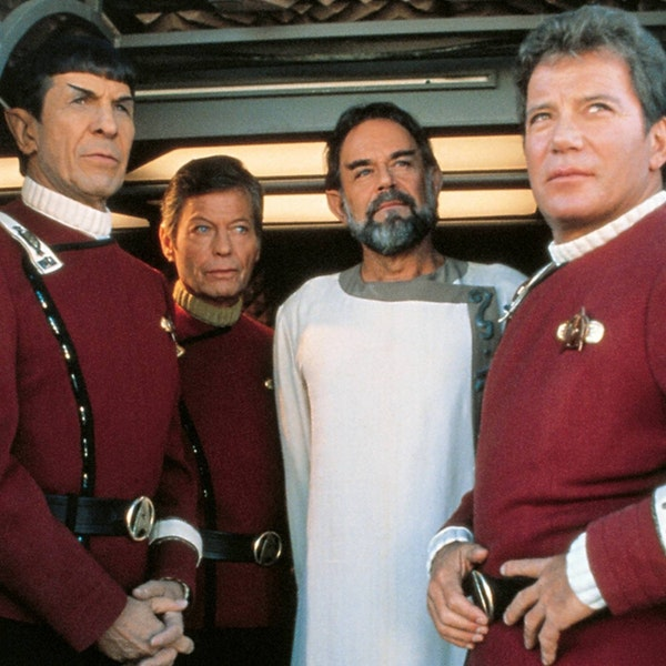 Patreon Preview | Star Trek V: The Final Frontier Review Image