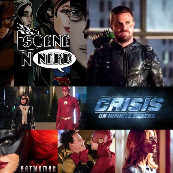 SNN: Crisis on Infinite Twitter Arrow/Flash Finales