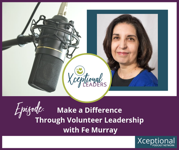 Make a Difference Through Volunteer Leadership with Fe Murray Image