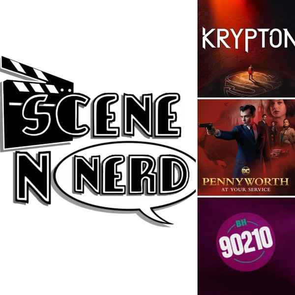 SNN: Prequel Madness Pennyworth on Krypton