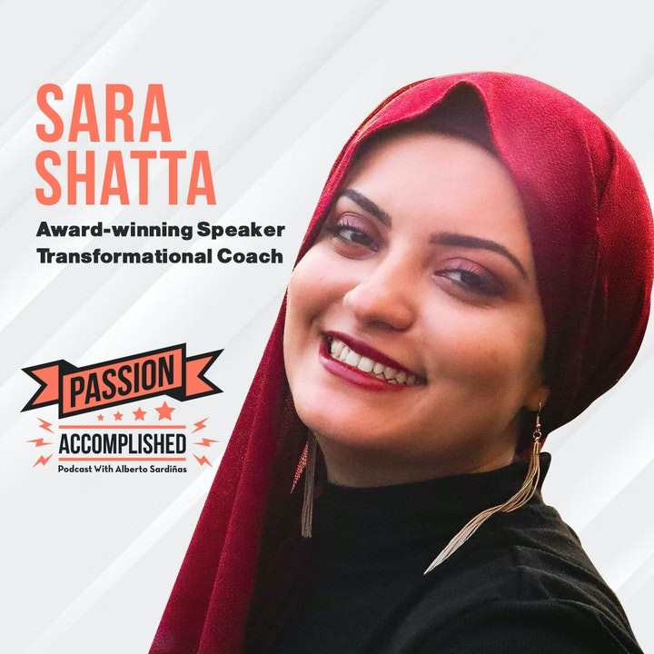 Turning a sequence of misfortunes into fortune with Sara Shatta