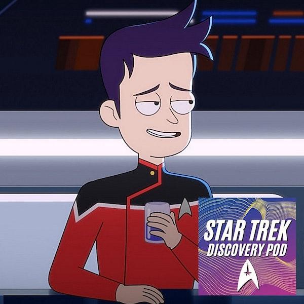 Star Trek Lower Decks Episode 10 'No Small Parts' Review Image