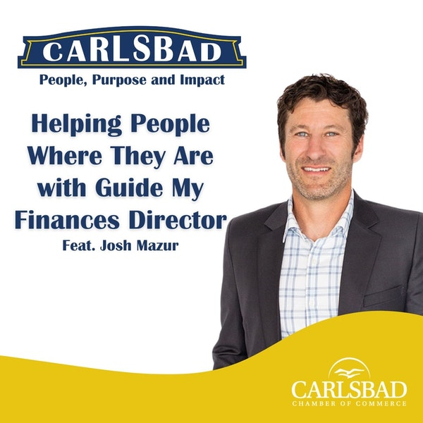 Ep. 13 Helping People Where They Are with Guide My Finances Director, Josh Mazur Image