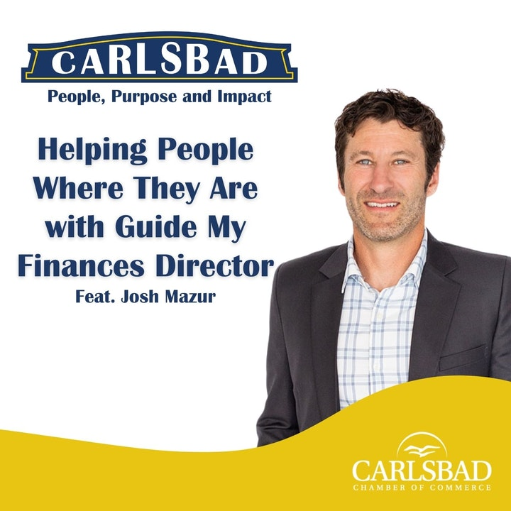 Ep. 13 Helping People Where They Are with Guide My Finances Director, Josh Mazur