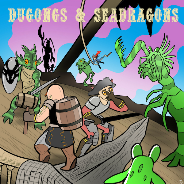 Dugongs and Rum Flagons Part 14