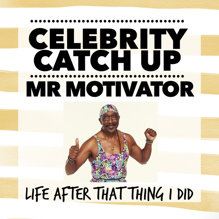 Derrick Evans - aka Mr Motivator!