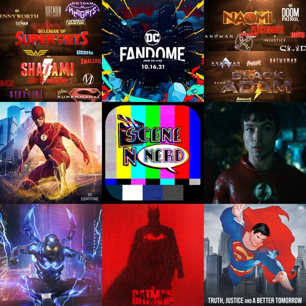 SNN: DC FanDome Returns