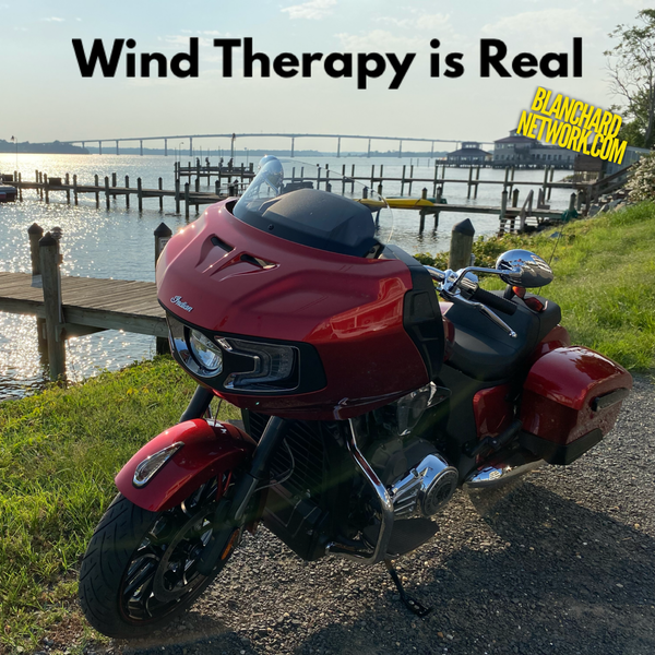 Wind Therapy is Real