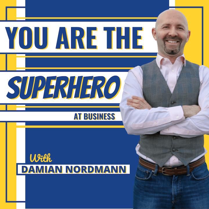 You Are The Superhero