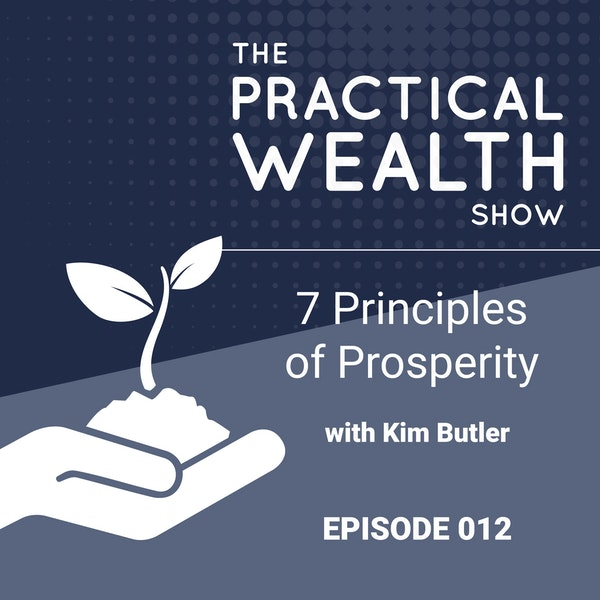 7 Principles of Prosperity with Kim Butler - Episode 12 Image