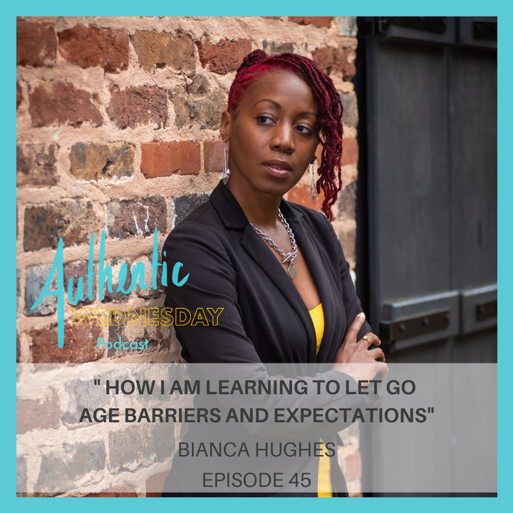 45. How I Am Learning to Let Go Age Barriers and Expectations
