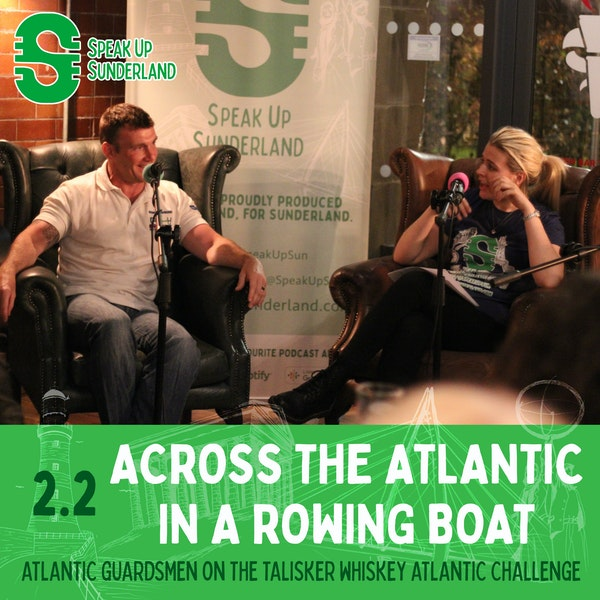 Across the Atlantic in a Rowing Boat Image