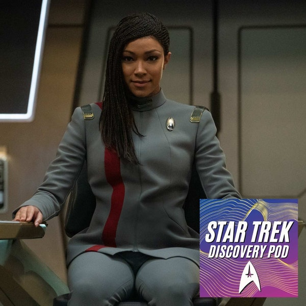 Star Trek Discovery Season 3 Live Wrap-up and Review Image