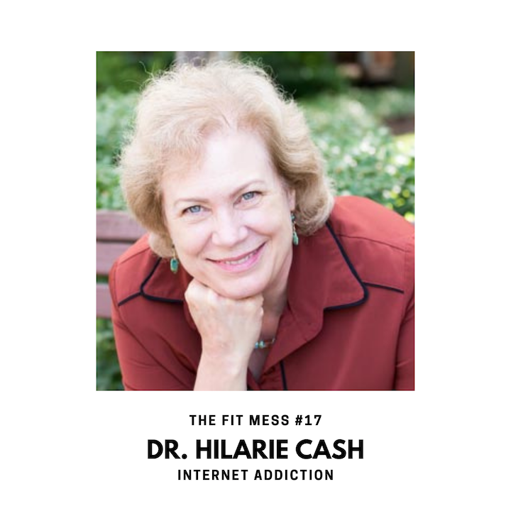 How to Overcome Internet Addiction with Dr. Hilarie Cash