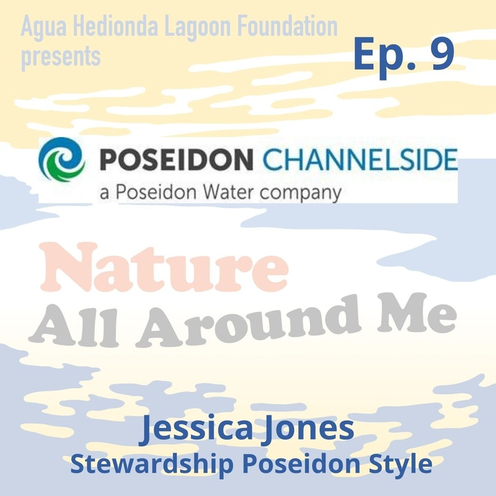Ep. 9 Stewardship Poseidon Style featuring Jessica Jones