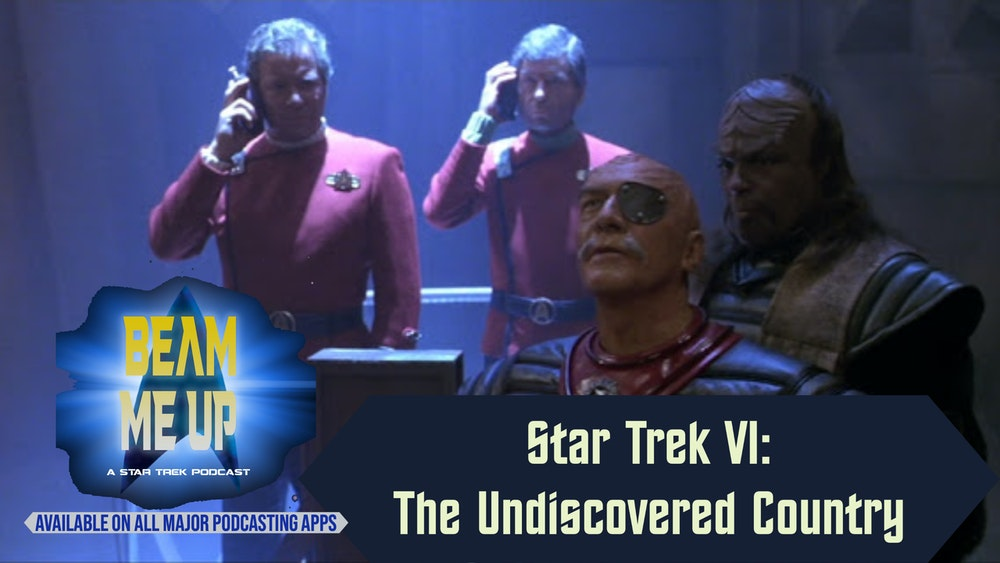 Star Trek VI- The Undiscovered Country