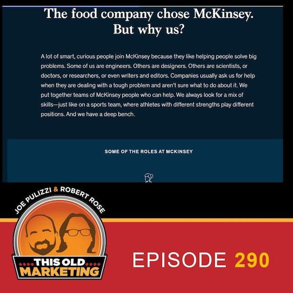 Grading McKinsey's New Content Marketing Effort (290) Image