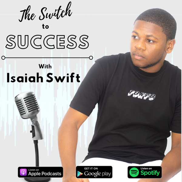 Ep 5:  A Conversation with 17-year-old Best-selling Author and Entrepreneur, Essynce Moore.