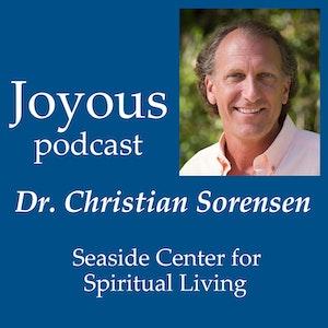 Joyous - a Seaside Center podcast screenshot