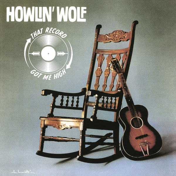 S4E191 - Howlin' Wolf with Marty Weil