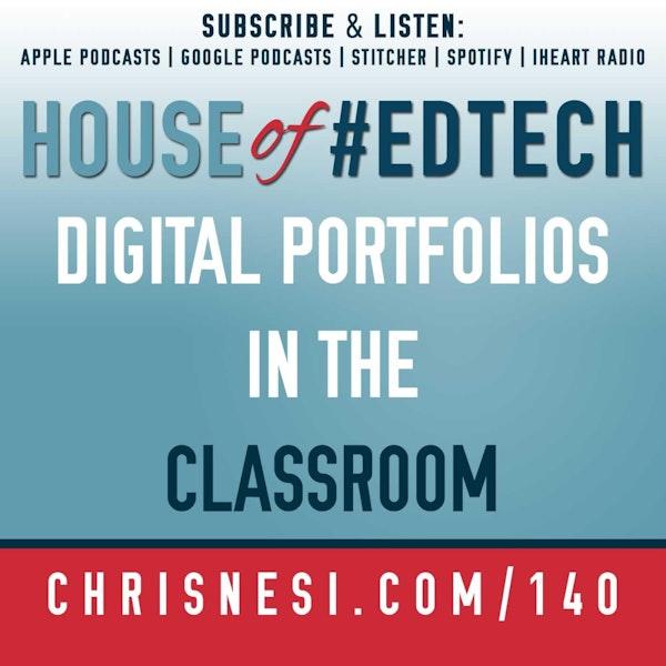 Digital Portfolios in the Classroom - HoET140 Image