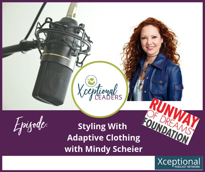 Styling with Adaptive Clothing with Mindy Scheier