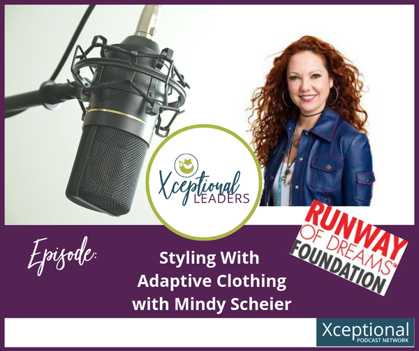 Styling with Adaptive Clothing with Mindy Scheier Image