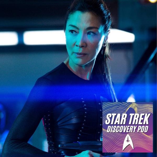 Philippa Georgiou Character Breakdown, Lower Decks | Star Trek: Discovery Image