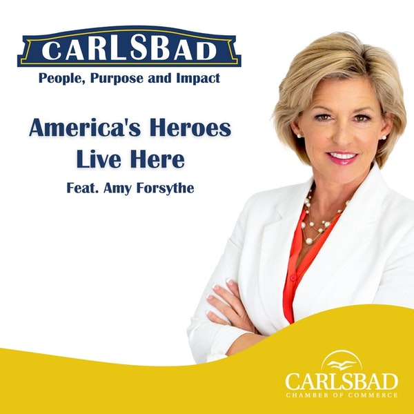 Ep. 3 America's Heroes Live Here: An Interview with Amy Forsythe Image