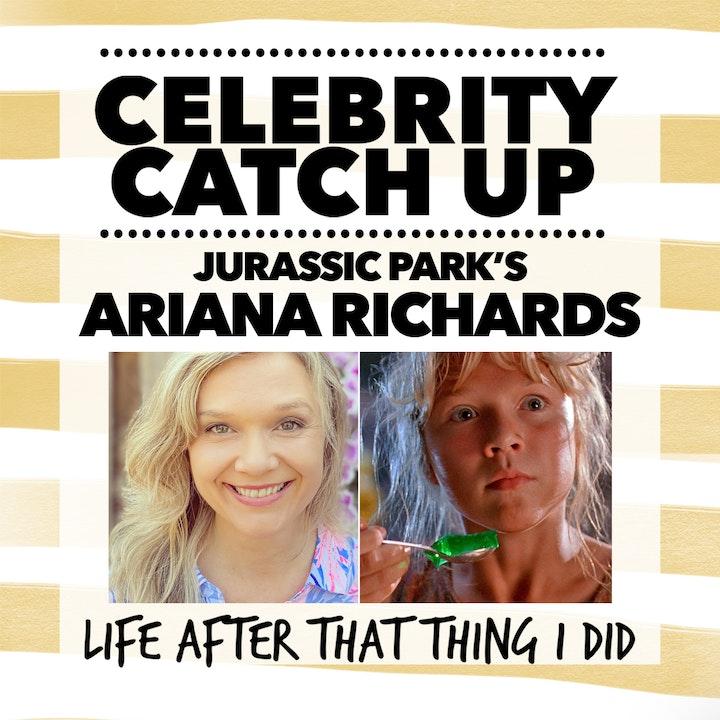 Ariana Richards - aka Jurassic Park's Lex