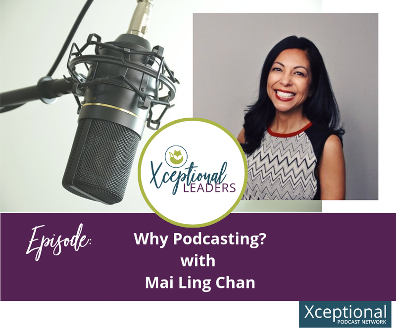 Episode image for Why Podcasting? With Mai Ling Chan