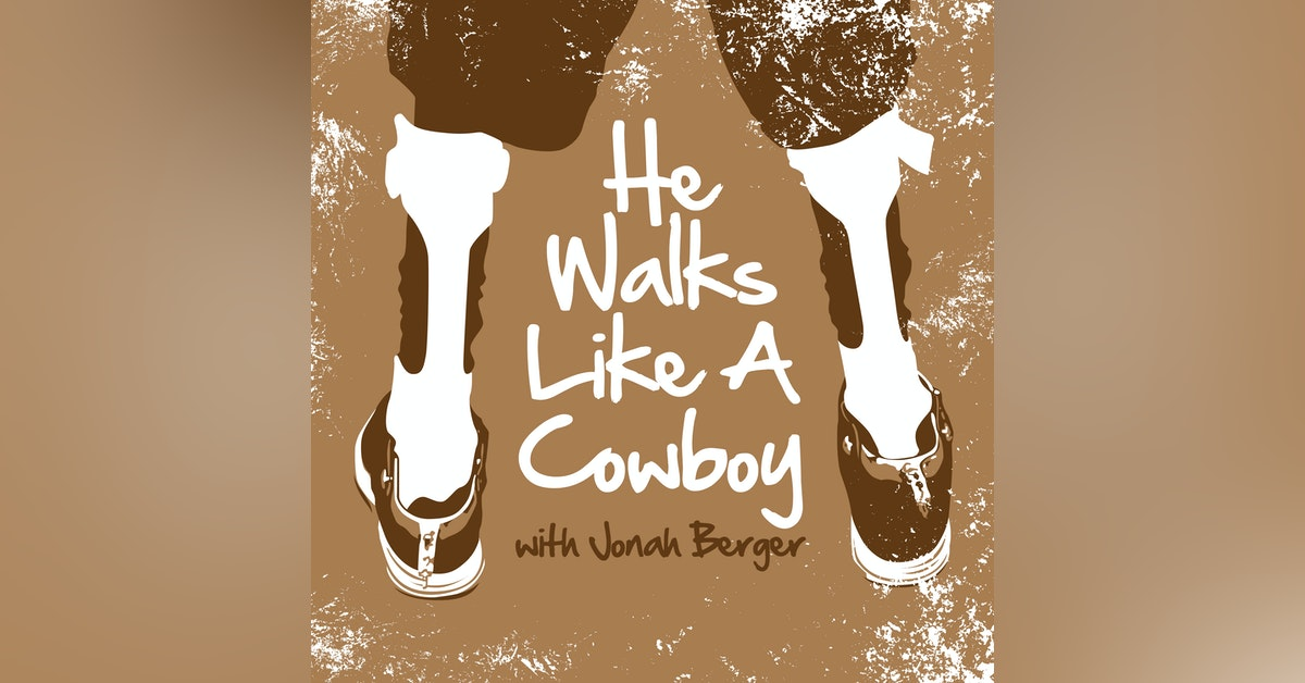 He Walks Like a Cowboy Newsletter Signup