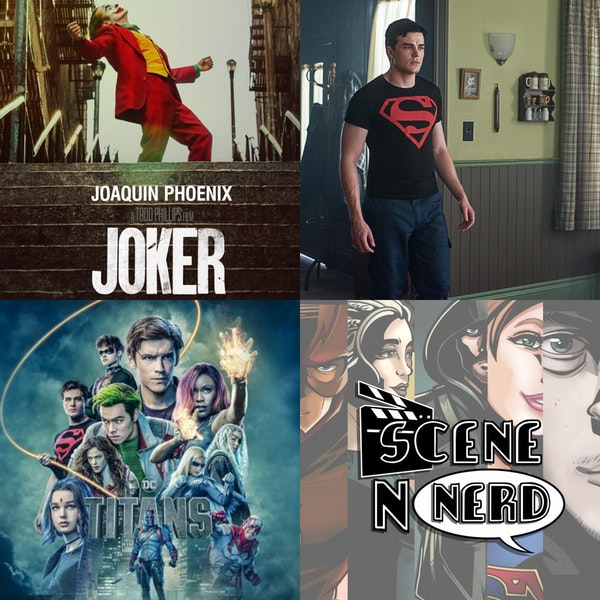 SNN: Superboy's Joker
