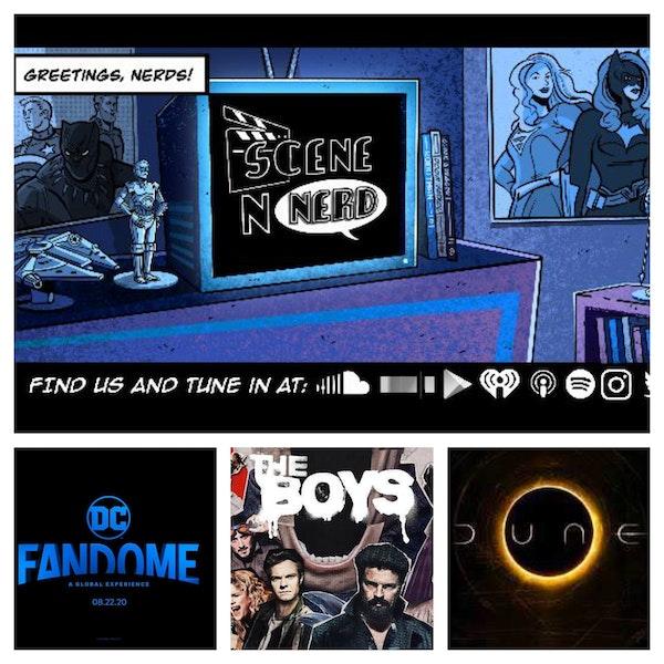 SNN: The Boys at FanDome